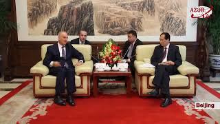 AZERTAC, Xinhua news agencies discuss ways of developing partnership