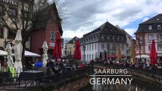 SAARBURG Germany
