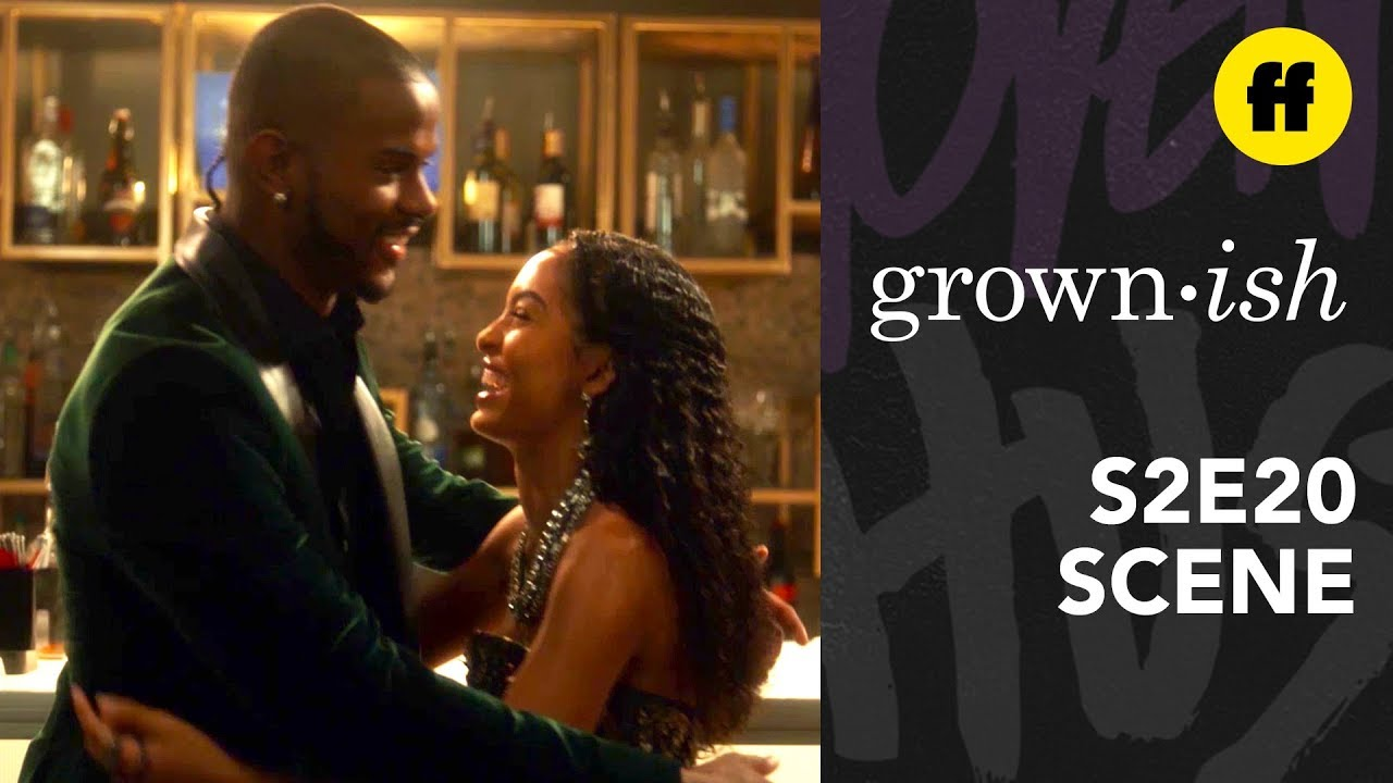Download grown-ish Season 2, Episode 20   Aaron & Zoey Have A Moment   Freeform