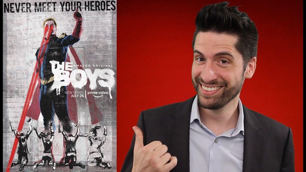 Download The Boys: Season 1 - Review