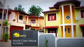 Liana Homes - World Class House Builders in Sri Lanka