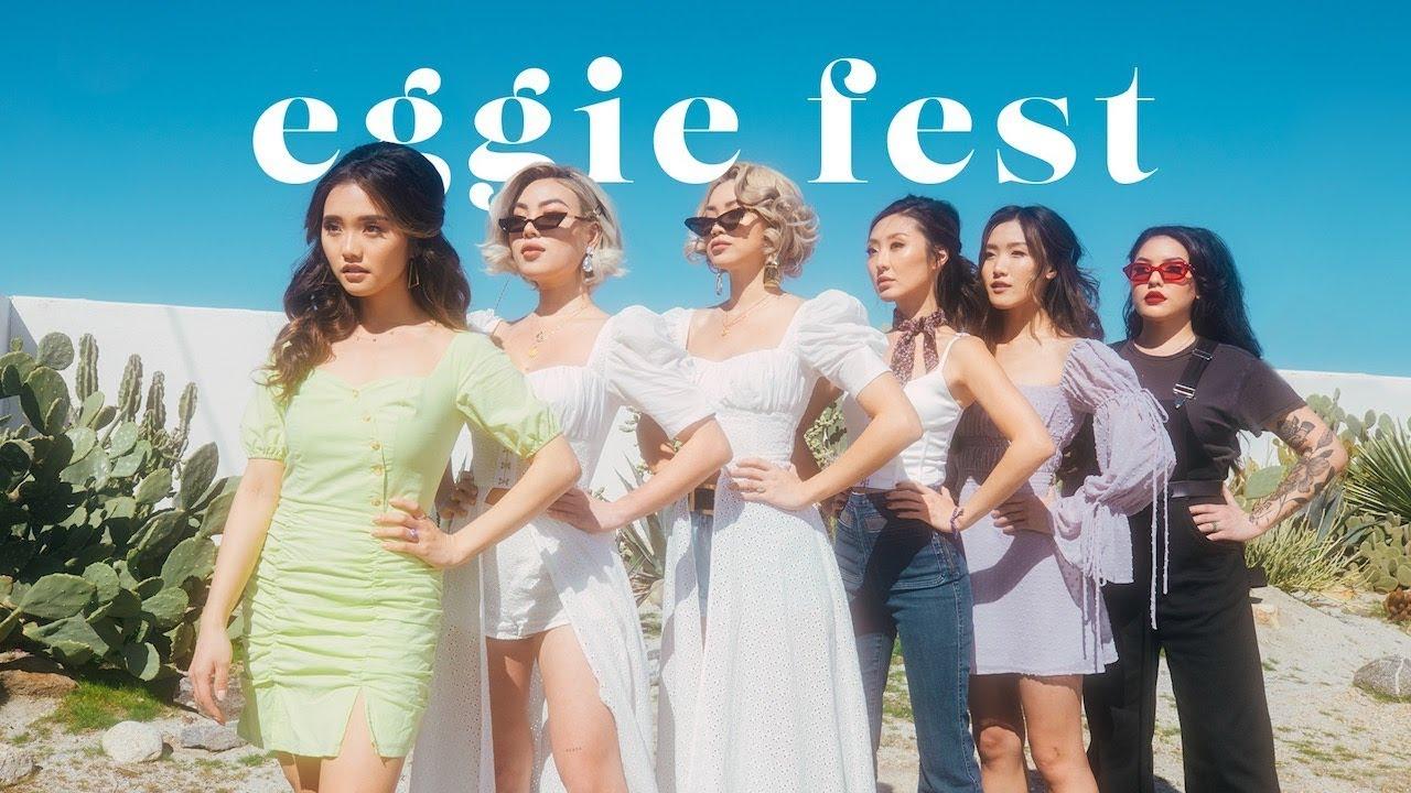 '19 FESTIVAL LOOKBOOK I Palm Spring Girls Trip 9