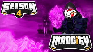 Cluckvengers! Assemble! (Roblox: Mad City 👿 SEASON 4 👿)
