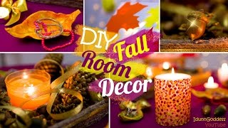 5 DIY Fall Room Decor Ideas – How To Decorate Your Room For Autumn