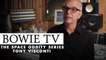 Bowie TV: Tony Visconti on first meeting David Bowie