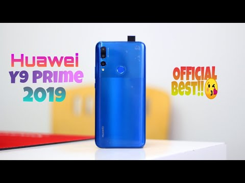 Repeat Huawei Y9 Prime 2019 Bangla Review | Pop Up Camera in