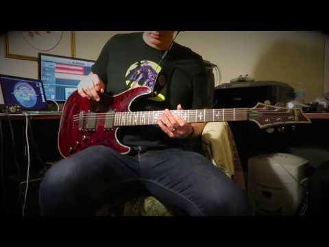 Portmanteau by Cloudkicker - Guitar Cover