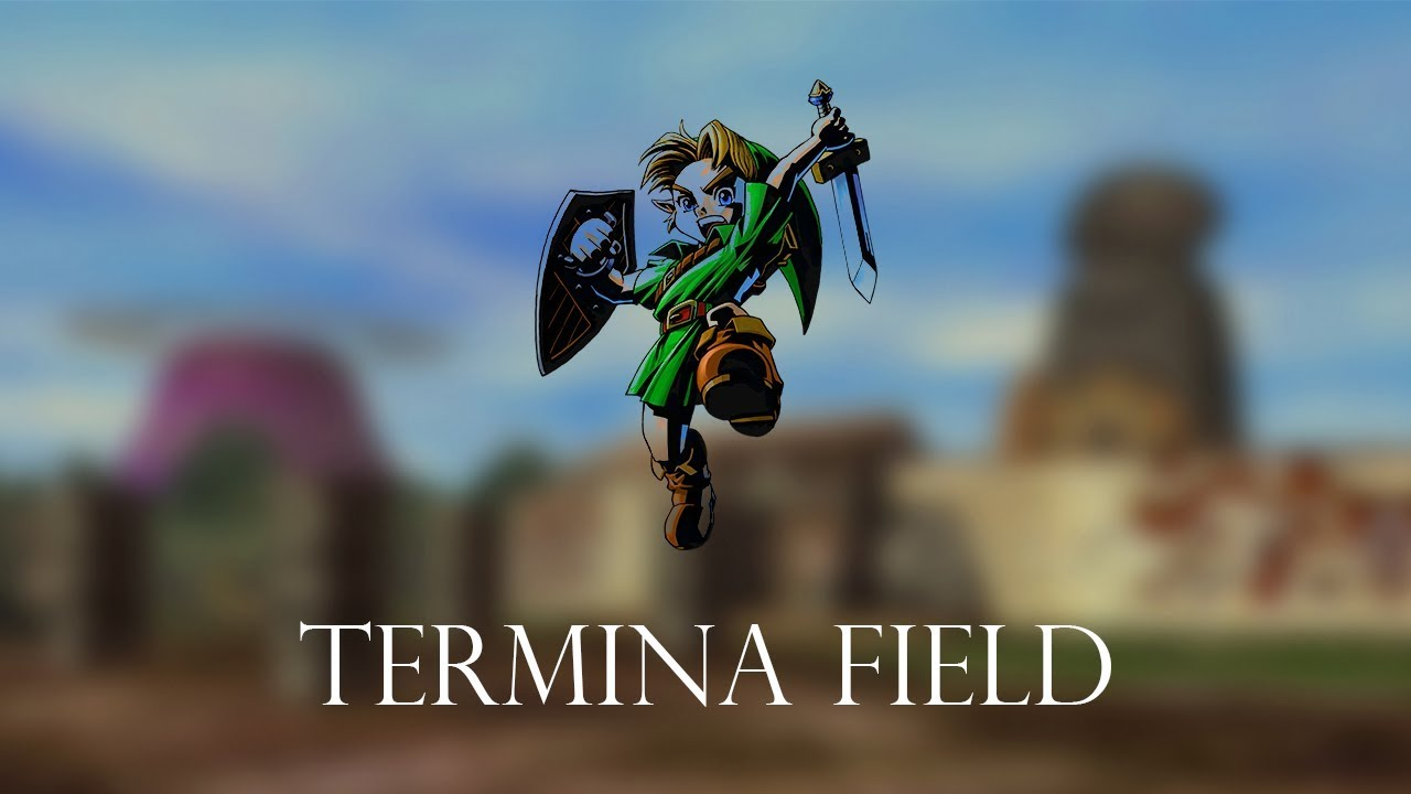 Termina Field - Instrumental Mix Cover (The Legend of ...