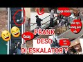 Prank Takut Naik Eskalator Hehe Masteran(.mp3 .mp4) Mp3 - Mp4 Download