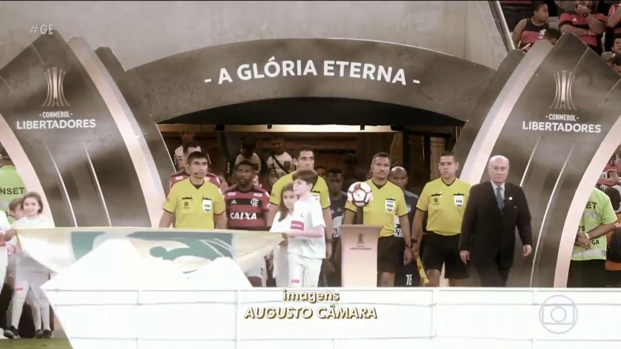 Globo Esporte 170518 Flamengo Classificado Para As