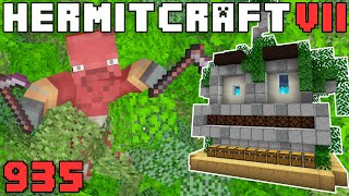 Hermitcraft VII 935 Leave The Leaves For Me!