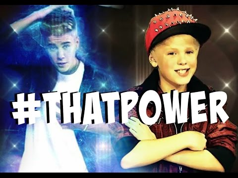 That Power - MASHUP (Justin Bieber and Carson Lueders)