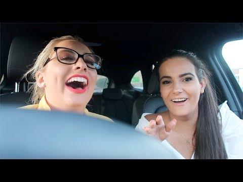 Drive with us, my  last kiss & boys!!