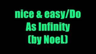 Nice & Easy/Do As InfinityをNoeLが歌ってみた