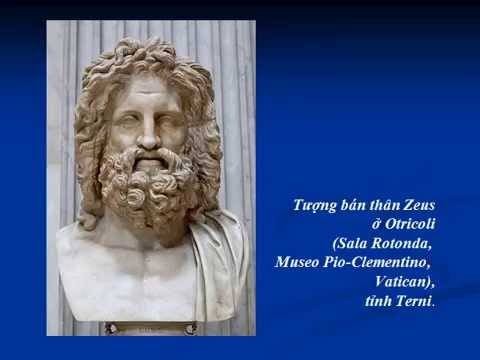 Thần thoại Hy Lạp: 23.Mười hai vị thần trên đỉnh Olympia