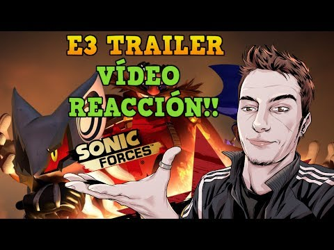 Download SONIC FORCES: E3 TRAILER (VÍDEO REACCIÓN) ¡¡Vuelven viejos conocidos!! ¡¡SEGA TOMA MI DINERO!! Images