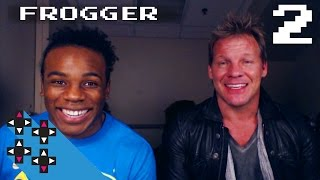 Games nearly cost Jericho his first job (Frogger w/ Chris Jericho Part 2) — Superstar Savepoint