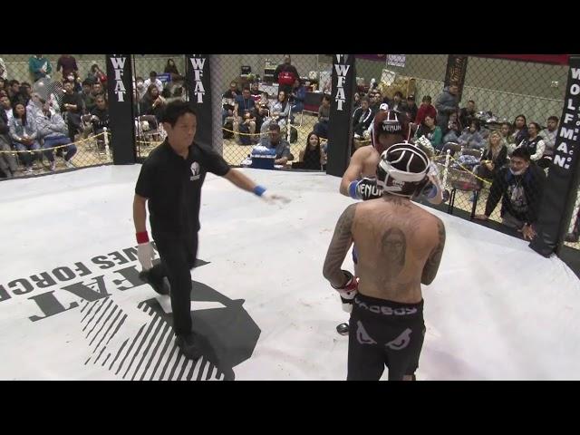 WFAT VIII   Kickboxing   Kawahara vs Marcelo