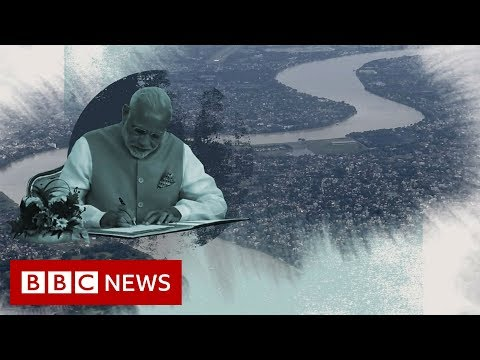 Cleaning up India's holy river - BBC News