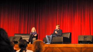 Auckland Armageddon Expo 2013 - Harry potter Panel Part 2(ft. Evanna Lynch - lunna & Robbie Jarvis)