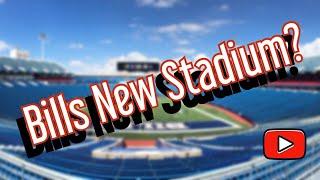 Buffalo Bills New Stadium?