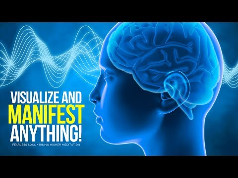 How To Manifest Anything! Visualize What You Want (POWERFUL GUIDED MEDITATION!)