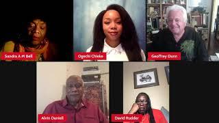 Calypso Dreams Discussion w/ Geoffrey Dunn, David Michael Rudder, & Alvin C. Daniell
