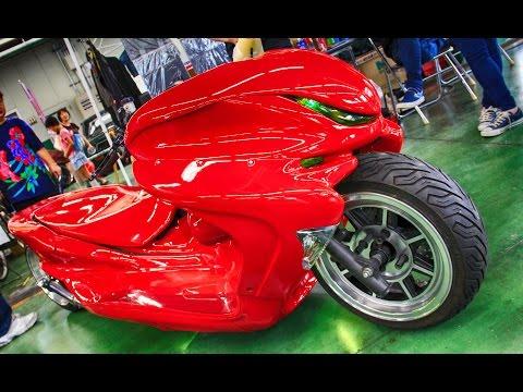 YAMAHA Majesty Custom Scooter | ヤマハ マジェスティ カスタムスクーター