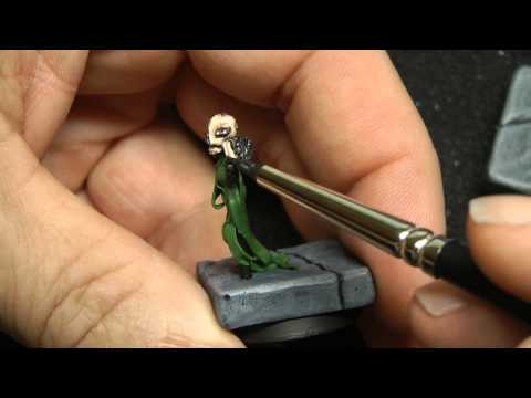 Be a better miniature painter - Dont be afraid to fail