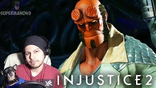 HELLBOY IS FINALLY HERE! - Injustice 2