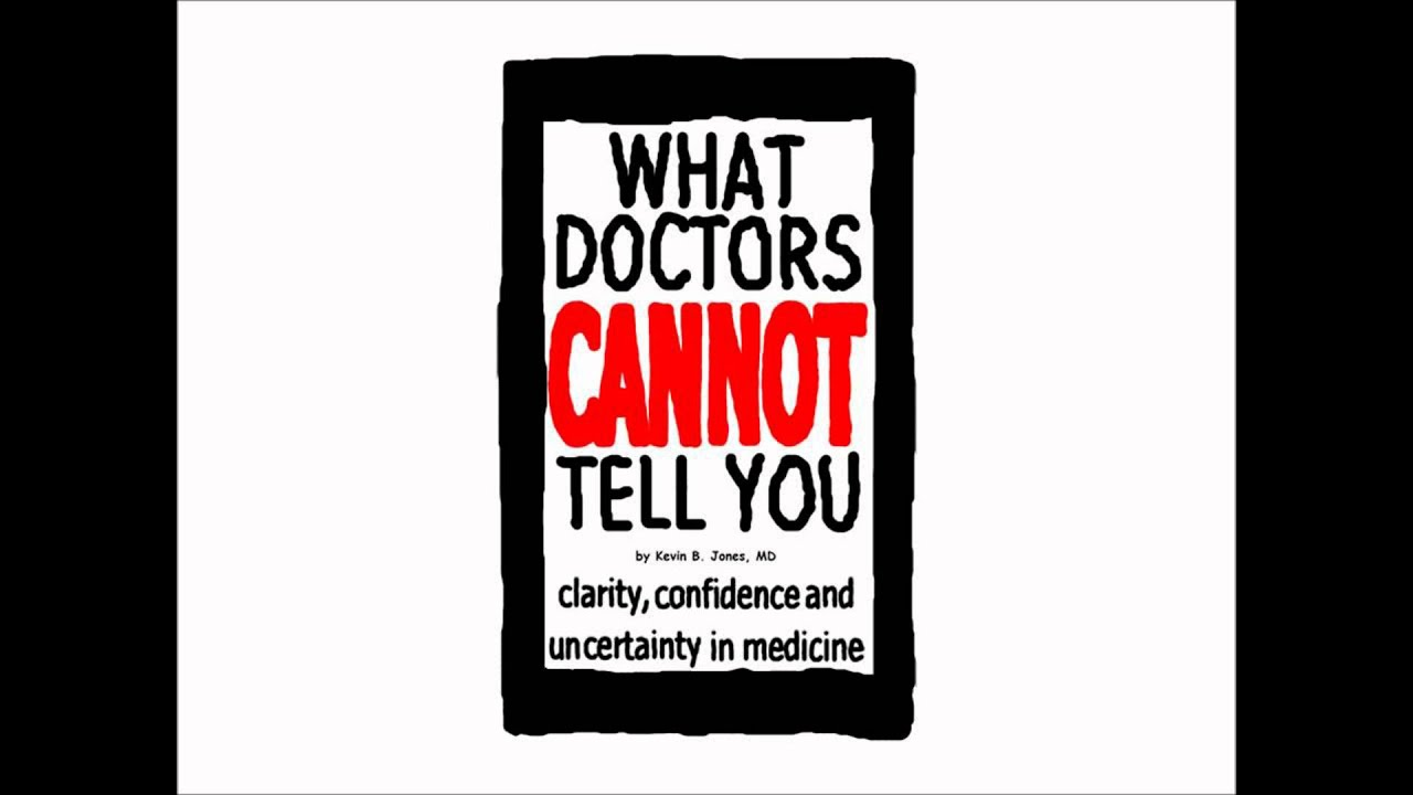 Book Review: What Doctors Cannot Tell You