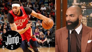 Carlos Boozer on Anthony Davis: You don