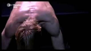Äffi by Marco Goecke. Dancer: Marijn Rademaker