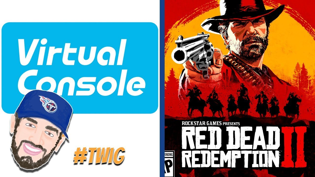 Virtual Console Coming To Nintendo Switch ? Huge File Size For Red Dad Redemption 2 | TWIG