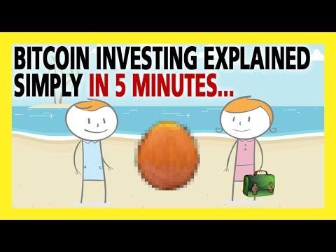Bitcoin Investing & Bitcoin Trading Explained In 5 Mins: How To Invest In Bitcoin For Beginners