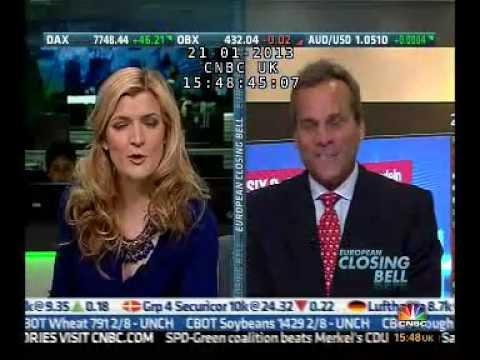 R. James Breiding talks about SWISS MADE on CNBC