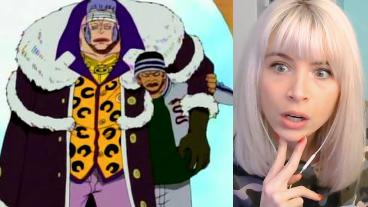 ONE PIECE Episode 22, 23 Reaction Highlights & Review   Captain Don Krieg &  Zeff the Red Foot