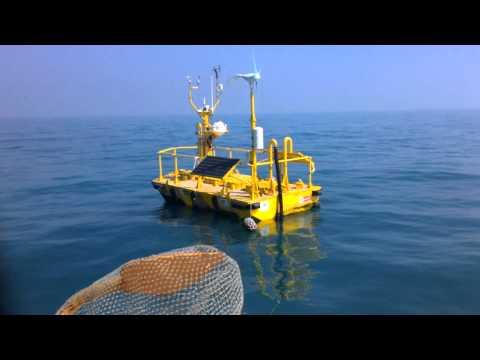 LiDAR offshore deployment - Taiwan