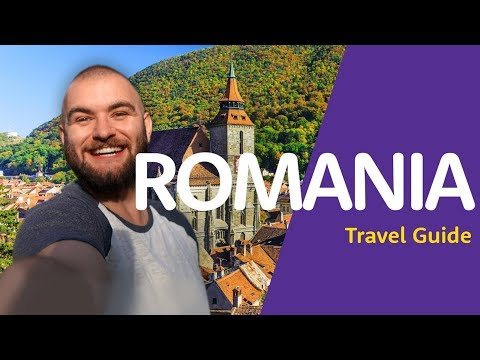 🇷🇴 The Romania Vlog 🇷🇴 Ancient Towers, Vampire Castles & Hollywood Signs