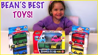 Tayo The Little Bus Toys!!!!