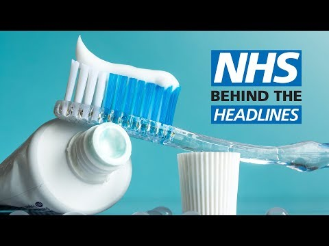 Fluoride in pregnancy affects a child's IQ | NHS Behind the Headlines