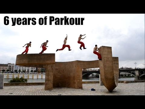 Álex Segura - 6 years of parkour (2007-2013)