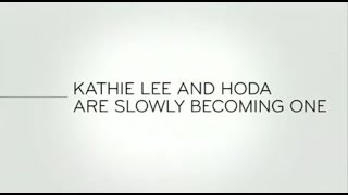 Last Week Tonight - And Now This: Kathie Lee and Hoda Are Slowly Becoming One