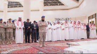 تشييع قائد القوات الجوية السعودية