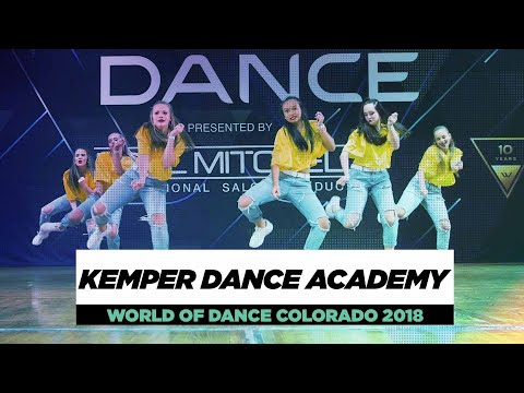Kemper Dance Academy | Team Division | World of Dance Colora