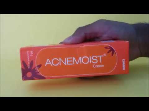 Review Of Acnemoist Cream Tamil Clickoncare Youtube