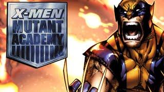 X-Men: Mutant Academy Playthrough [Wolverine]