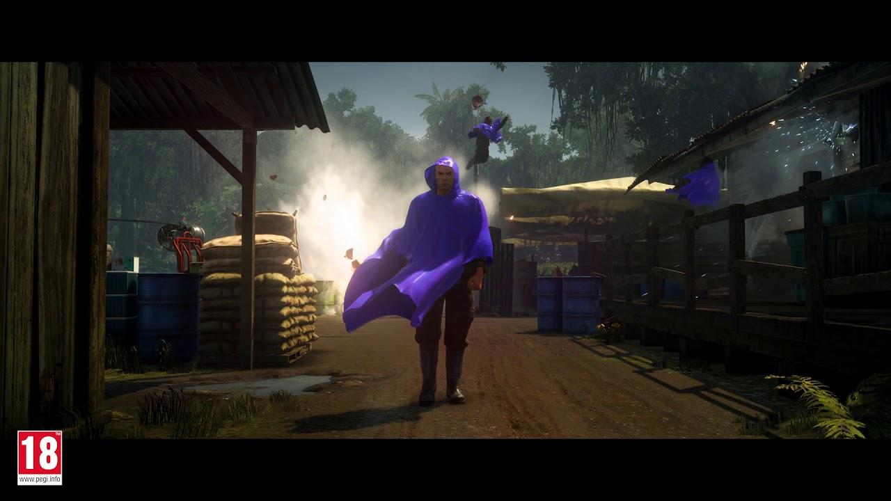 Hitman 2 Trailer Takes Agent 47 To Columbia