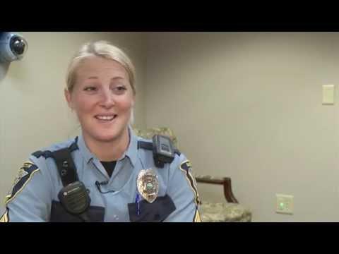 Women in Law Enforcement: Sgt. Kim Lenz