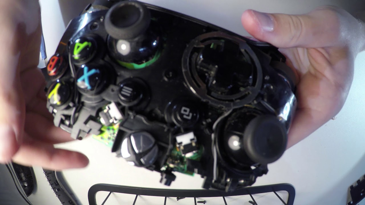 HOW TO FIX XBOX CONTROLLER BUMPERS MODEL 1697